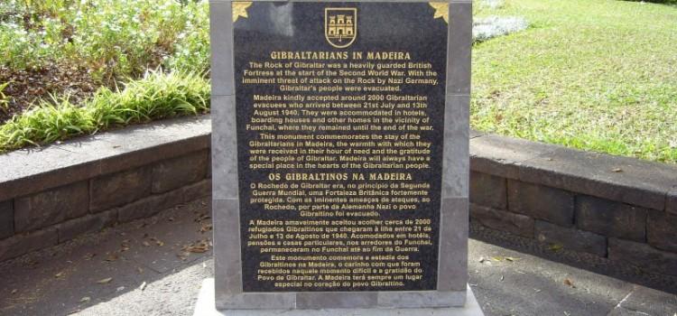 Madeira Island and The World War II