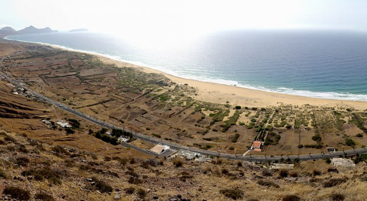 Porto Santo Island, The Holy Harbour Island