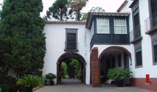 Quinta das Cruzes Museum, in Funchal