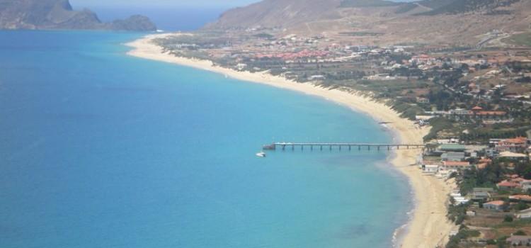 Porto Santo Island, Physical geography