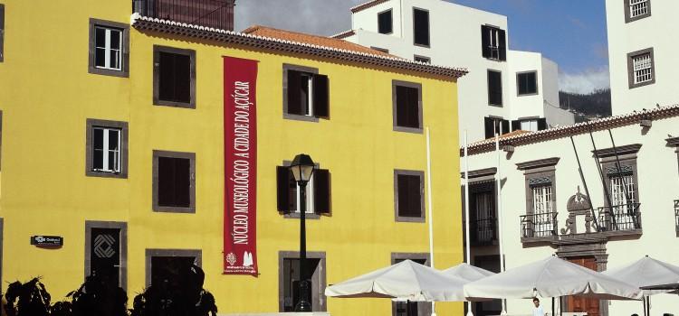 Museu da Cidade do Açucar, The Museum The Sugar City in Funchal